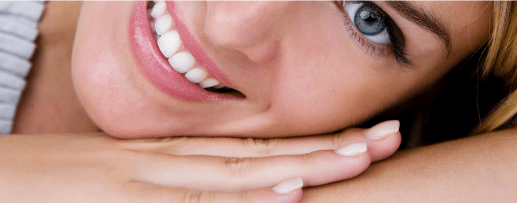 tooth whitening smile