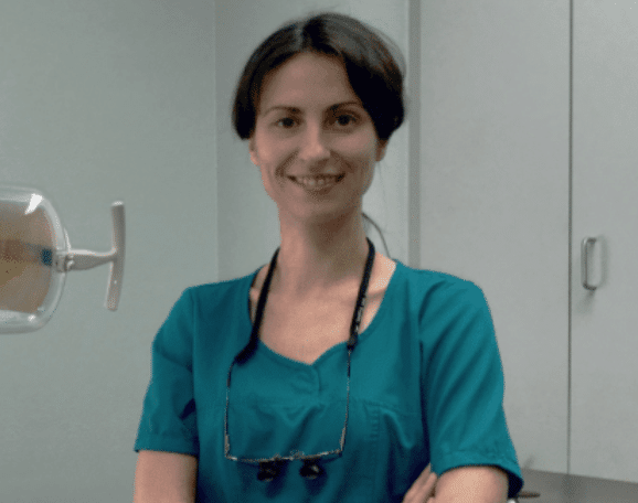 Dr. Marina Shurova Close-up