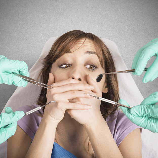 Anxiety Because of the Dentist? Don't Be Afraid!